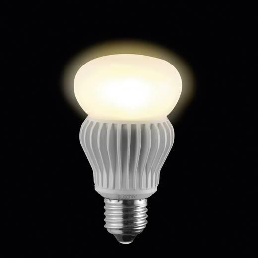 LED E27 Glühlampenform 11.5 W = 60 W Warmweiß (Ø x L) 61 mm x 110 mm EEK: A Sygonix 1 St.