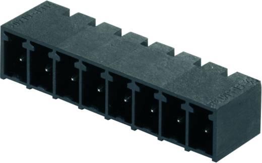 Leiterplattensteckverbinder Schwarz Weidmüller 1863200000 Inhalt: 400 St.