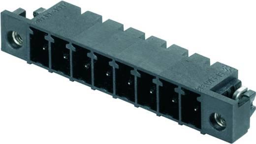 Leiterplattensteckverbinder Schwarz Weidmüller 1863810000 Inhalt: 50 St.