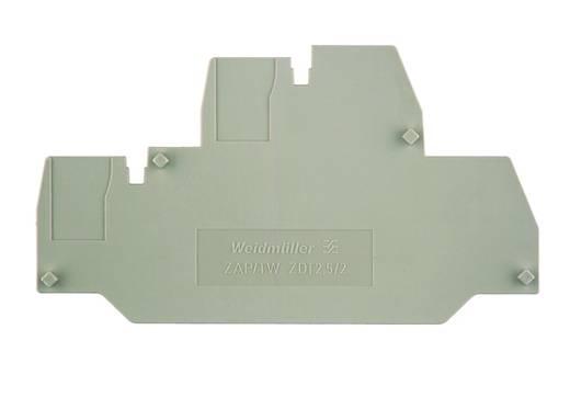 Abschlussplatte ZAP/TW ZTTR2.5 1865520000 Weidmüller 50 St.