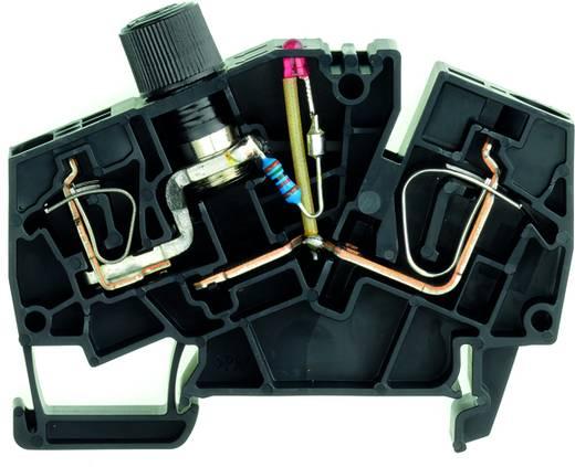 Sicherungs-Reihenklemme ZSI 6-2 2X2.5/G20/LD1 Weidmüller Inhalt: 20 St.