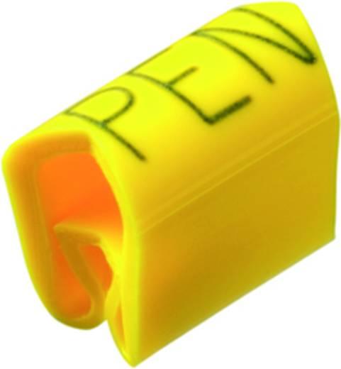 Kennzeichnungsring Aufdruck PEN Außendurchmesser-Bereich 4 bis 10 mm 1872031734 CLI C 2-9 GE/SW PEN MP Weidmüller