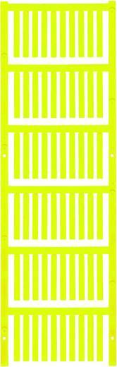 Gerätemarkierung Montage-Art: aufschieben Beschriftungsfläche: 30 x 4 mm Passend für Serie Weidmüller TM-H Hülsen Gelb W