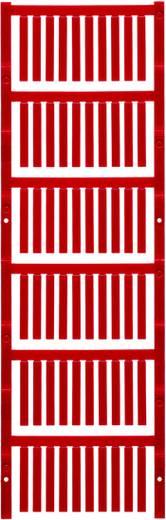 Gerätemarkierung Montage-Art: aufschieben Beschriftungsfläche: 30 x 4 mm Passend für Serie Weidmüller TM-H Hülsen Red We