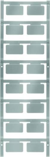 Gerätemarkierung Montage-Art: aufclipsen Beschriftungsfläche: 17 x 15 mm Passend für Serie Schilderrahmen Silber Weidmül