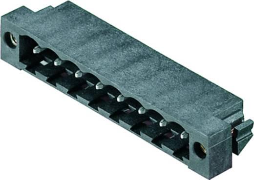 Leiterplattensteckverbinder SL-SMT 5.08/08/270FL 3.2SN BK BX Weidmüller Inhalt: 50 St.