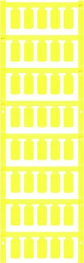Gerätemarkierung Montageart: aufkleben Beschriftungsfläche: 22 x 22 mm Passend für Serie Geräte und Schaltgeräte, Universaleinsatz, Taster und Schalter 22 mm Weiß Weidmüller SM 22/22 K MC NEUTR. WS 1877570000 Anzahl Markierer: 80 80 St.