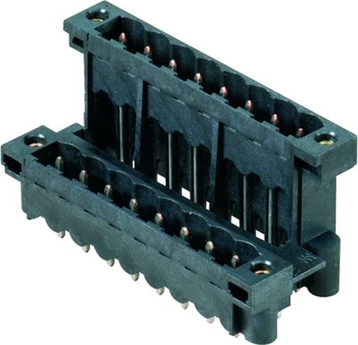 Leiterplattensteckverbinder SLDV-THR 5.00/38/180FLF 3.2SN BK BX Weidmüller Inhalt: 10 St.