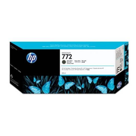 HP Tinte 772 Original Matt Schwarz CN635A