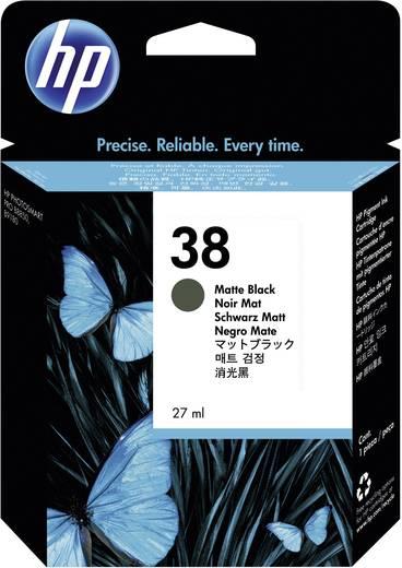 HP Tinte 38 Original Matt Schwarz C9412A