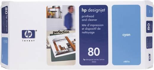 HP Druckkopf 80 Original Cyan C4821A