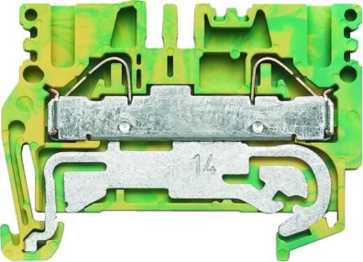 Schutzleiter-Reihenklemme PPE 2.5/4 Weidmüller Inhalt: 50 St.
