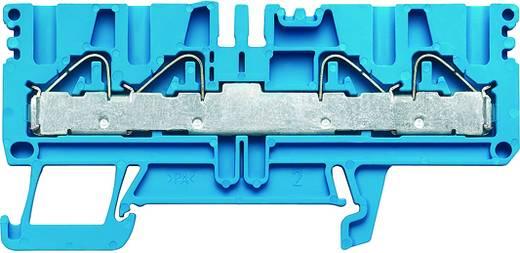 Durchgangs-Reihenklemme PDU 2.5 / 4 / 4AN BL 1896250000 Weidmüller 100 St.