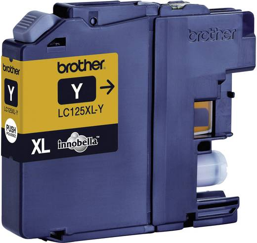 Brother Tinte LC-125XLY Original Gelb LC125XLY