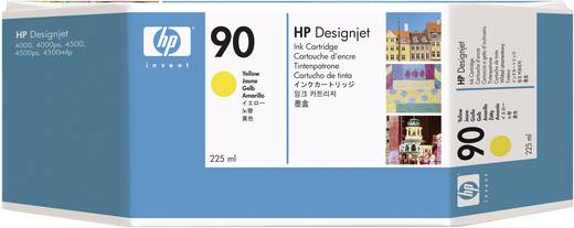 HP Tinte 90 Original Gelb C5064A