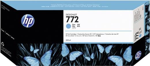 HP Tinte 772 Original Cyan CN636A