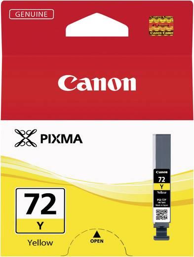 Canon Tinte PGI-72Y Original Gelb 6406B001