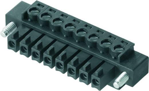Buchsengehäuse-Kabel BC/SC Polzahl Gesamt 9 Weidmüller 1899530000 Rastermaß: 3.81 mm 50 St.