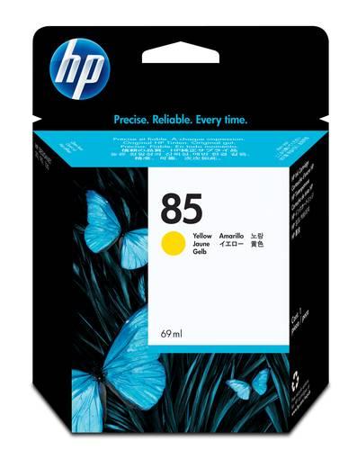 HP Tinte 85 Original Gelb C9427A