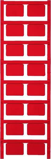 Gerätemarkierung Montageart: aufkleben Beschriftungsfläche: 27 x 18 mm Passend für Serie Geräte und Schaltgeräte, Universaleinsatz, Taster und Schalter 22 mm Rot Weidmüller SM 27/18 NEUTRAL ROT 1906110000 Anzahl Markierer: 80 80 St.