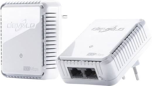 Powerline Starter Kit 500 MBit/s Devolo dLAN 500 duo