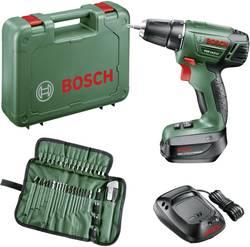 Aku vŕtací skrutkovač Bosch Home and Garden PSR 14 060395430F, 14.4 V, 1.5 Ah, Li-Ion akumulátor