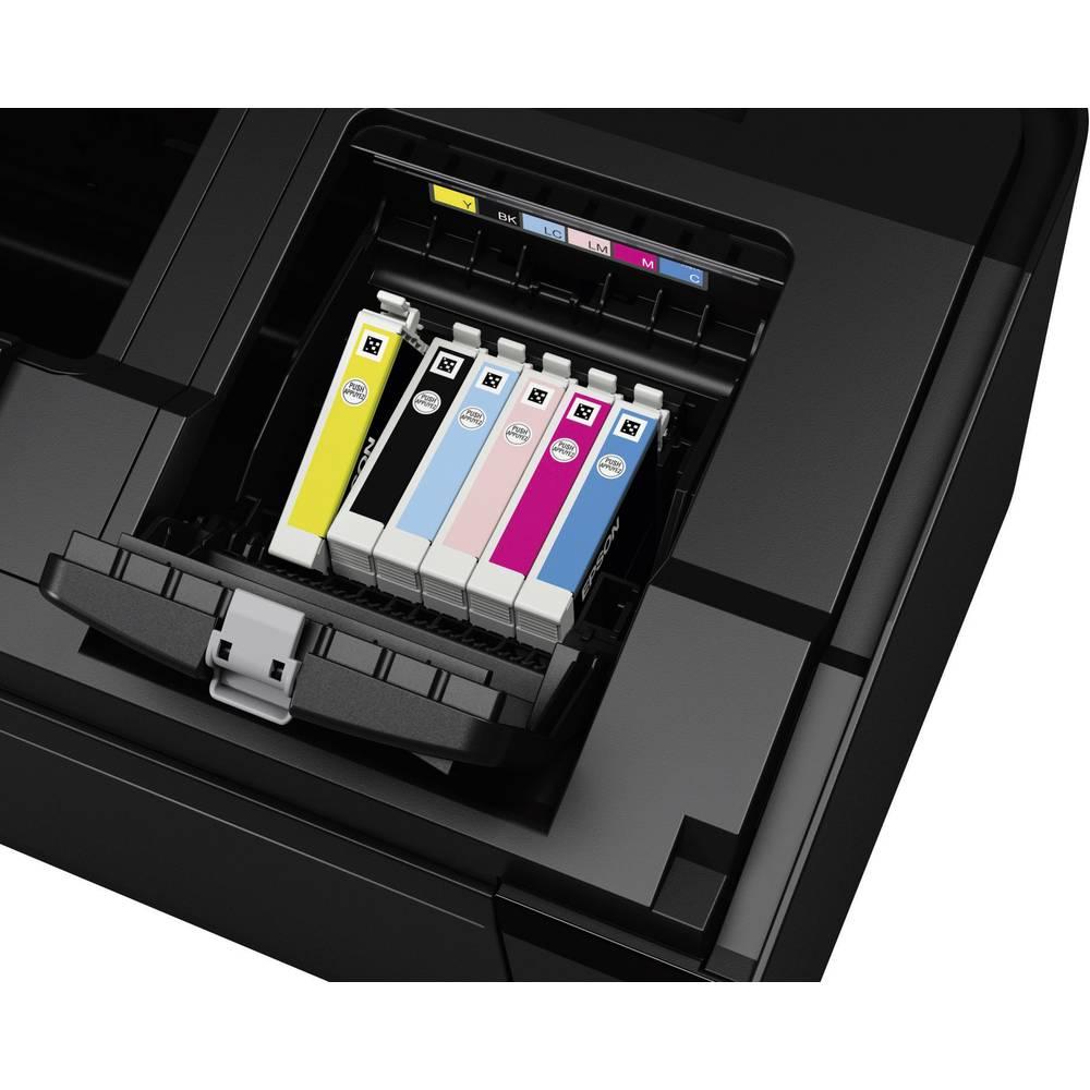 imprimante jet d 39 encre epson stylus photo 1500w a3. Black Bedroom Furniture Sets. Home Design Ideas