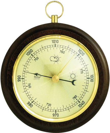 Wand Barometer TFA 29.4001 Holz