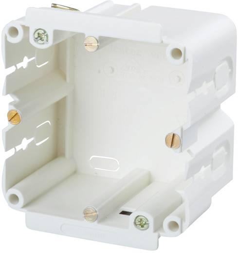 Brüstungskanal Geräteeinbaudose (B x H x T) 70 x 70 x 50 mm Heidemann 09830 1 St. Grau