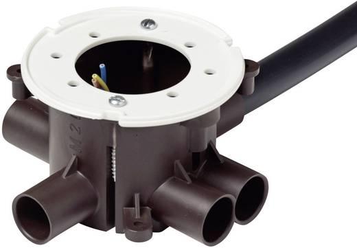 Decken-Verteilerdose (Ø x H) 100 mm x 22 mm Heidemann 12496