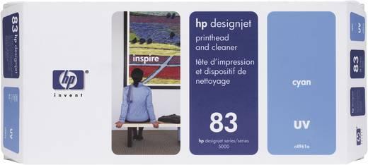 HP Tinten-Druckkopf 83 Cyan C4961A