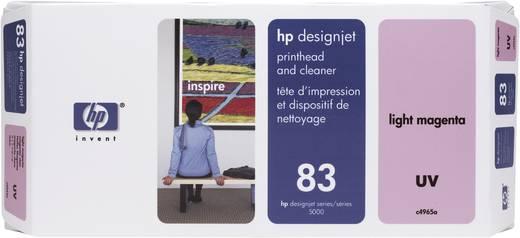 HP Tinten-Druckkopf 83 Hell Magenta C4965A