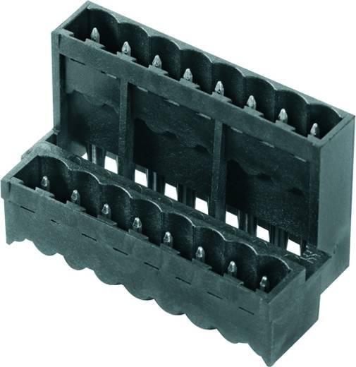 Leiterplattensteckverbinder SLDV-THR 5.00/32/180GLF 3.2SN BK BX Weidmüller Inhalt: 10 St.