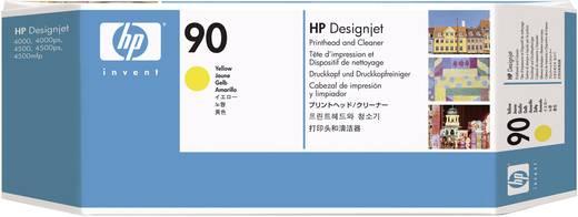 HP Druckkopf 90 Original Gelb C5057A