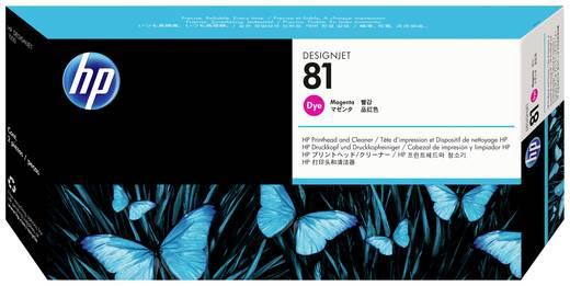 HP Druckkopf 81 Original Magenta C4952A