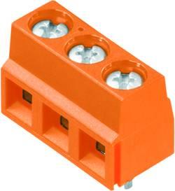Bornier à vis Weidmüller LS 5.08/11/90 3.5SN OR BX 1912930000 1.50 mm² Nombre total de pôles 11 orange 100 pc(s)