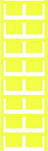 Gerätemarkierung Montageart: aufkleben Beschriftungsfläche: 27 x 18 mm Passend für Serie Geräte und Schaltgeräte, Universaleinsatz, Taster und Schalter 22 mm Gelb Weidmüller SM 27/18 K NEUTRAL GE 1915340000 Anzahl Markierer: 80 80 St.