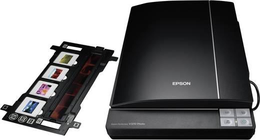 Epson Perfection V370 Photo Flachbettscanner A4 4800 x 9600 dpi USB Dokumente, Fotos, Dias, Negative