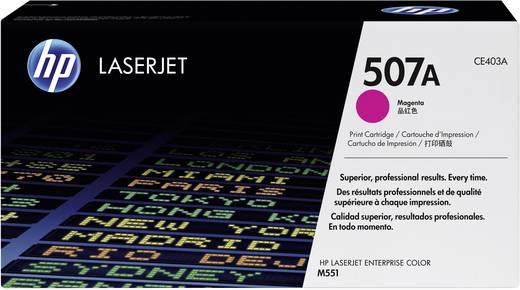 HP Toner 507A CE403A Original Magenta 6000 Seiten