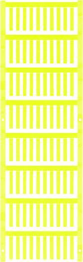 Leitermarkierer Montage-Art: aufclipsen Beschriftungsfläche: 21 x 3.60 mm Passend für Serie Einzeldrähte Weidmüller SF