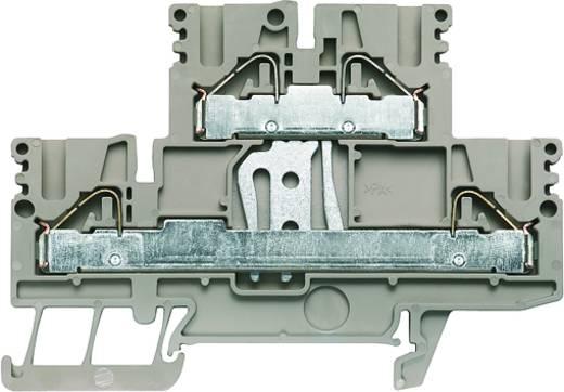 Doppelstock-Reihenklemme PDK 2.5/4V Weidmüller Inhalt: 50 St.