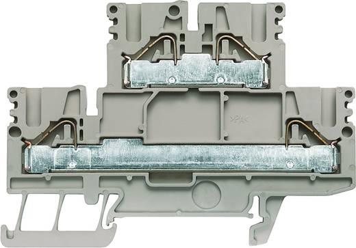 Doppelstock-Reihenklemme PDK 2.5/4N-L Weidmüller Inhalt: 50 St.
