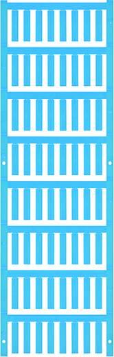 Leitermarkierer Montage-Art: aufclipsen Beschriftungsfläche: 21 x 4.60 mm Passend für Serie Einzeldrähte Weidmüller SF