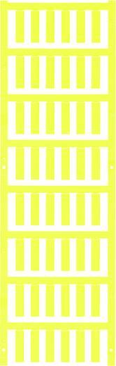 Leitermarkierer Montage-Art: aufclipsen Beschriftungsfläche: 21 x 5.70 mm Passend für Serie Einzeldrähte Weidmüller SF