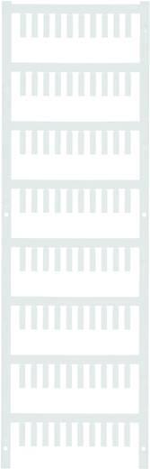 Leitermarkierer Montageart: aufclipsen Beschriftungsfläche: 12 x 3.20 mm Passend für Serie Einzeldrähte Weidmüller SF 00/12 NEUTRAL WS V2 1919290000 400 St.
