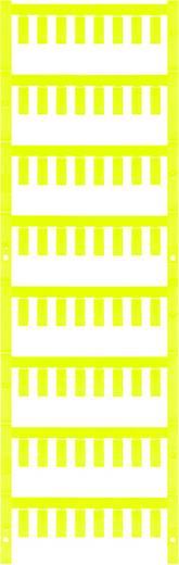 Leitermarkierer Montage-Art: aufclipsen Beschriftungsfläche: 12 x 4.60 mm Passend für Serie Einzeldrähte Weidmüller SF