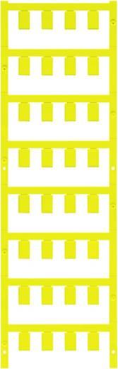 Leitermarkierer Montage-Art: aufclipsen Beschriftungsfläche: 12 x 7.40 mm Passend für Serie Einzeldrähte Weidmüller SF