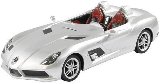 Jamara Mercedes SLR 1:12 McLaren silber 1:12 Modellauto mit Fernsteuerung
