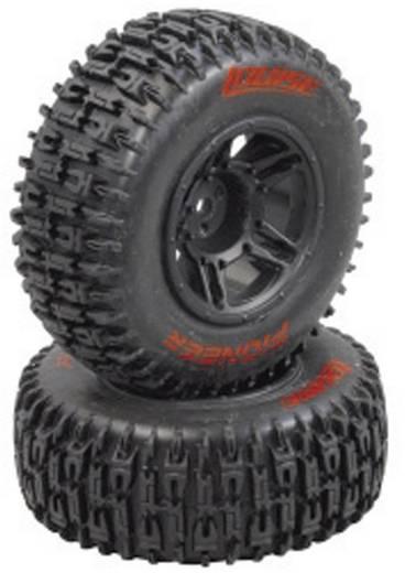 Jamara 1:10 Truggy Komplettrad mit 5-Speichen-Felge N/A und Stollen Reifen-Profil