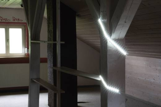 Jamara LED-Lampe 1 m Gelb LED Strips Gelb 1m selbstklebend LED Strips Gelb 1m selbstklebend